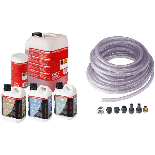 Dodatki i akcesoria do pompy do czyszczenia Virax 295015
