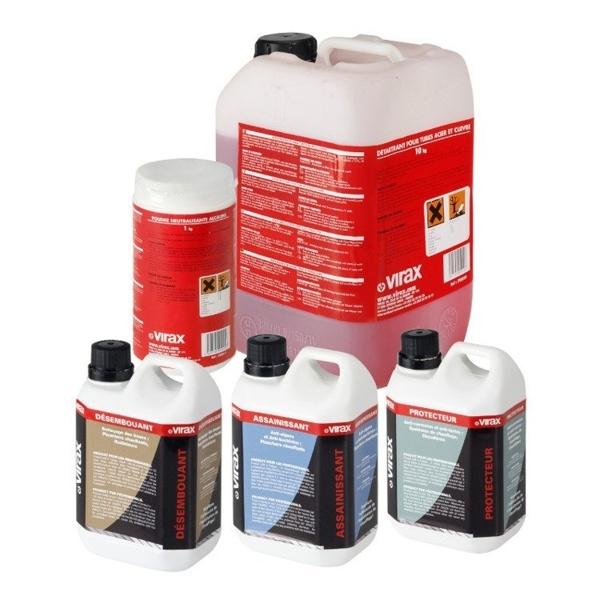 Dodatki i akcesoria do pompy do czyszczenia Virax 295025