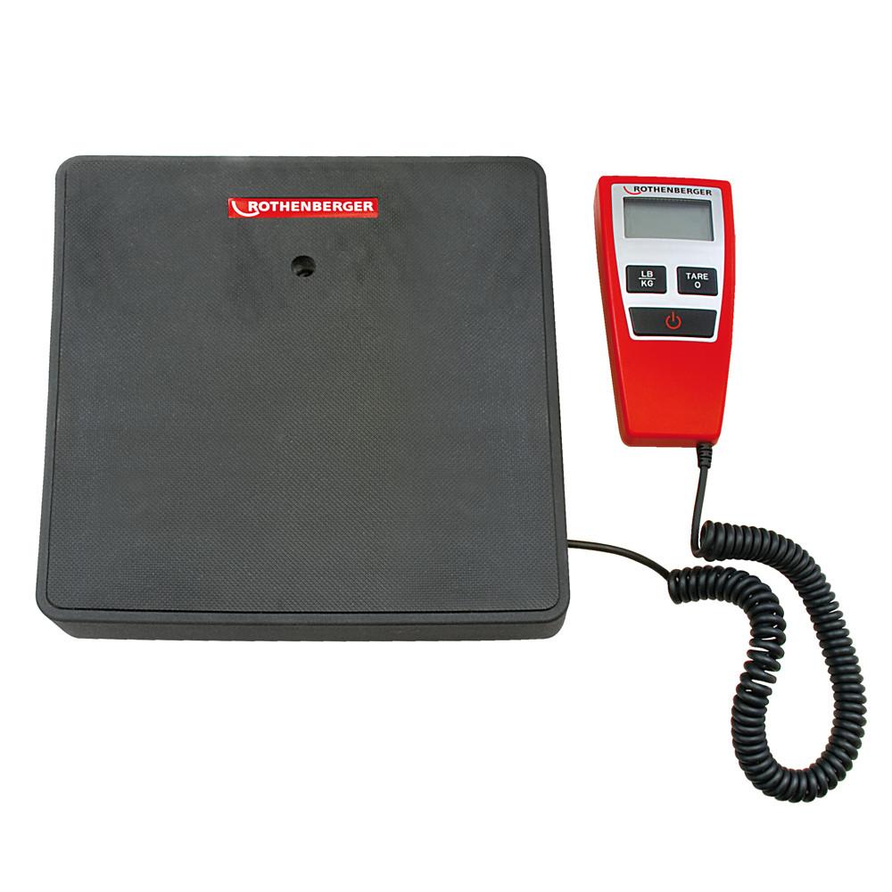 Elektroniczna waga ROSCALE 120 1730.04 ROTHENBERGER
