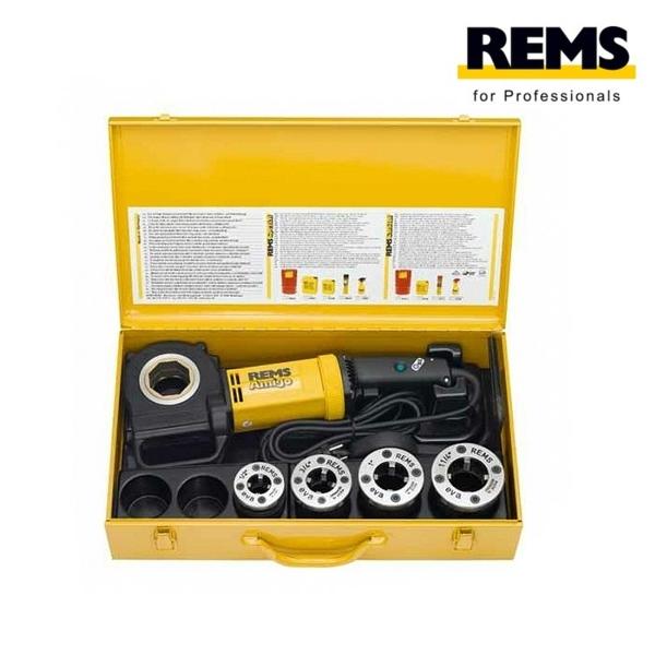 Elektryczna gwintownica REMS Amigo Set R ½ - ¾ - 1 - 1¼
