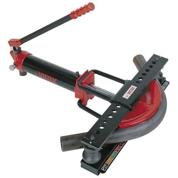 Giętarka hydrauliczna ręczna VIRAX 240242