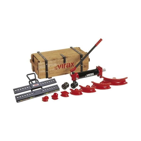Giętarka hydrauliczna ręczna VIRAX 240252