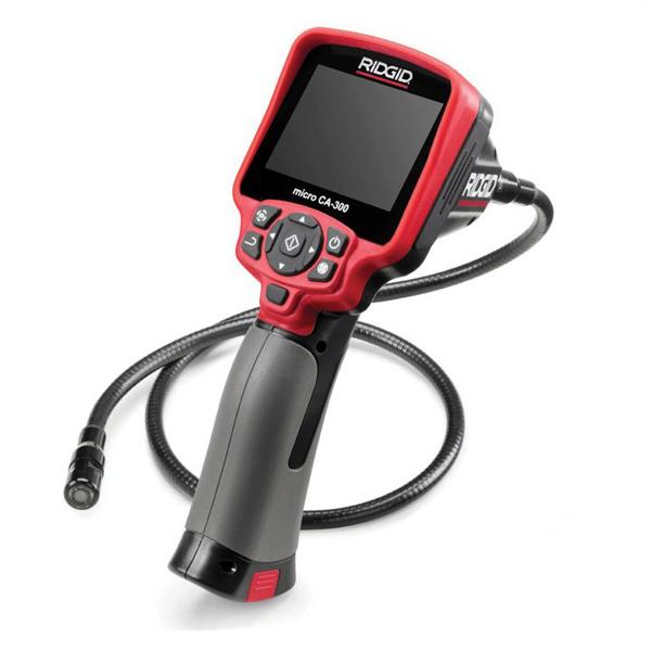 Kamera CA-300 została zastąpiona modelem CA-350 ( nr.kat.55903 )