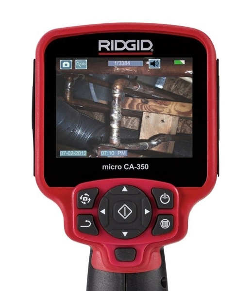 Kamera Inspekcyjna RIDGID CA-350X Bluetooth + WiFi