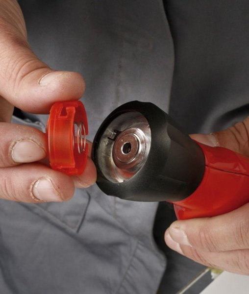 Obcinak do rur z tworzyw sztucznych ZR 42 6–40 mm VIRAX 210489