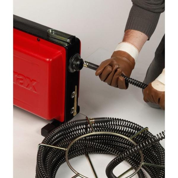 Przepychacz elektryczny z odcinkami linek VAL 96QC VIRAX 293130