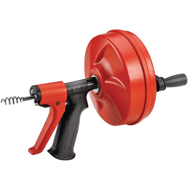 Przepychacz ręczny RIDGID POWER SPIN + następca 41408 power spin