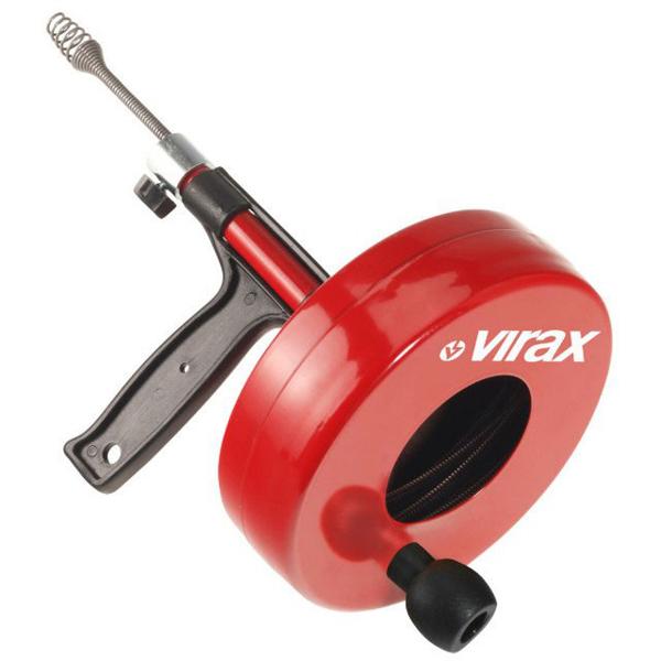 Przepychacz ręczny bębnowy VIRAX 290602