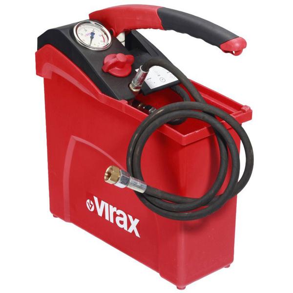Ręczna pompa do prób ciśnieniowych VIRAX 262015