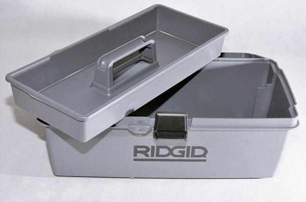 Skrzynka narzędziowa z tworzywa sztucznego RIDGID 59360