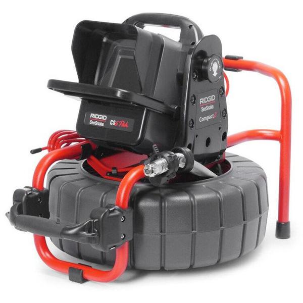 System inspekcyjny z kamerą SeeSnake® Compact2 48118 RIDGID