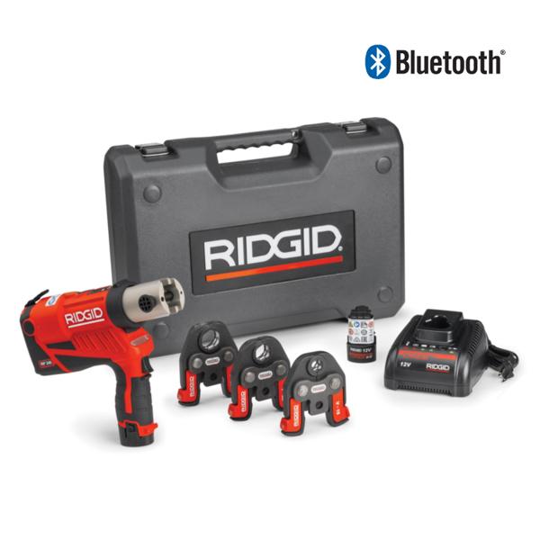 ZACISKARKA RIDGID RP 240 ZESTAW V16 - 22 - 28 Bluetooth
