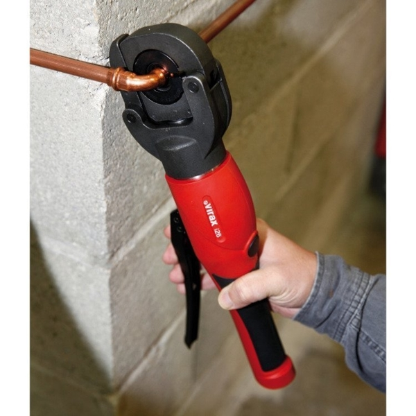 Zaciskarka ręczna hydrauliczna Viper® i26 VIRAX [RÓŻNE MODELE DO WYBORU]